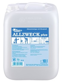 ALLZWECK PLUS  koncentrat 10 litrów pH-8